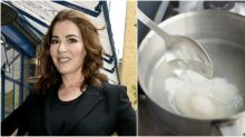 Nigella Lawson reveals her secret to cooking the perfect poached egg