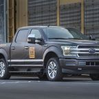 Ford unveils all-electric F-150 prototype
