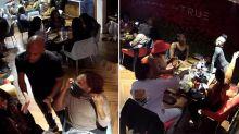 Restaurant owner slammed after yelling at 'twerking' customers