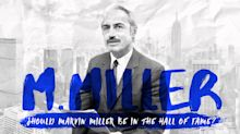 Should Marvin Miller be in the Hall of Fame?
