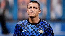 Sanchez doubtful for Europa League semi-final as Inter confirm hamstring injury