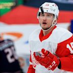 Detroit Red Wings lose high-scoring season finale to Columbus in overtime, 5-4