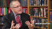 Alan Dershowitz: Young People 'Don't Give a Damn' About Privacy Online