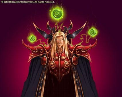 Know Your Lore: Kael'thas Sunstrider