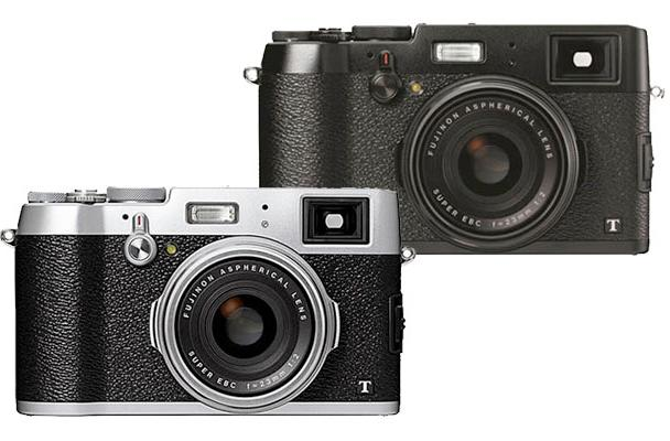 Fujifilm's got a pair of retro cameras in the works for next week
