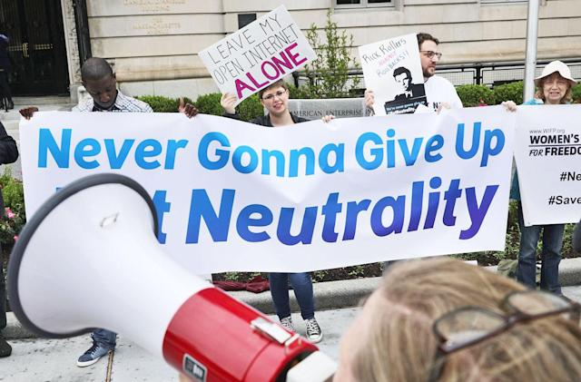 Amazon, ACLU back net neutrality 'day of action' on July 12th