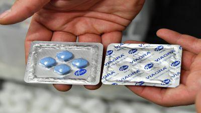 What happened to Viagra after Pfizer's patent for the 'wonder pill' expired