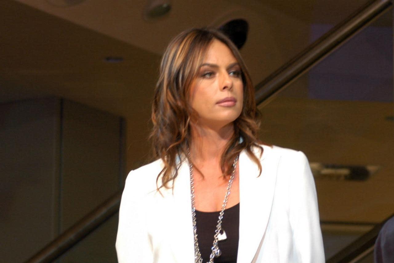 Paola Perego positiva al Covid, le sue condizioni