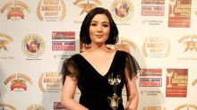 Sunshine Dizon honoured by Gawad Amerika