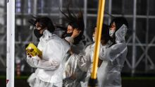 Alarma en Japón: llaman a evacuar a 5,6 millones de personas ante la llegada del tifón Haishen