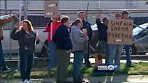 Milbank locks out workers over contract dispute