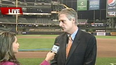 Brewers Prepared For Possible NLCS
