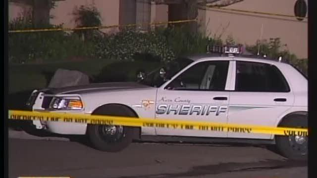 Family Held Hostage During Attempted Robbery, Police Say