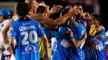 Puebla rescata agónico empate con gol de uruguayo Tabó en México