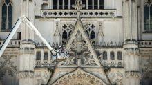 Bombardements en 1944, incendie en 1972: l'histoire mouvementée de la cathédrale de Nantes
