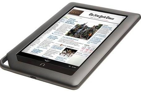 Nook matches Kindle by bundling free web access to NYTimes.com with digital edition sub