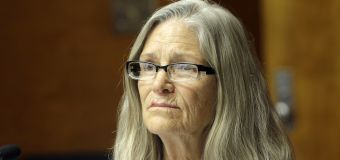 Parole nixed for notorious Manson family member