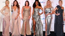 Pregnant Carrie Bickmore leads Logies red carpet glam