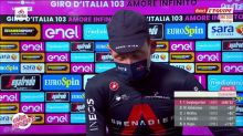 Cyclisme - Giro : Geoghegan Hart : «Tout le monde peut gagner dans l'équipe»