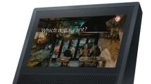 OpenTable's Updated Alexa Skill is Now Available on Amazon's Echo Show