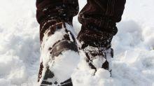 Por qué es un error ponerse calcetines de algodón cuando hace mucho frío o nieva