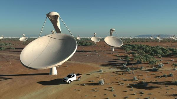 SKA radio telescope to pump out more data than the internet in 2020, spot ALF before he lands