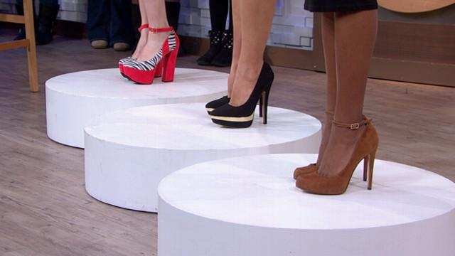 Platform Shoes for Less Than $100: Finding the Right Pair