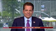 Mooch challenges Trump on foreign dirt