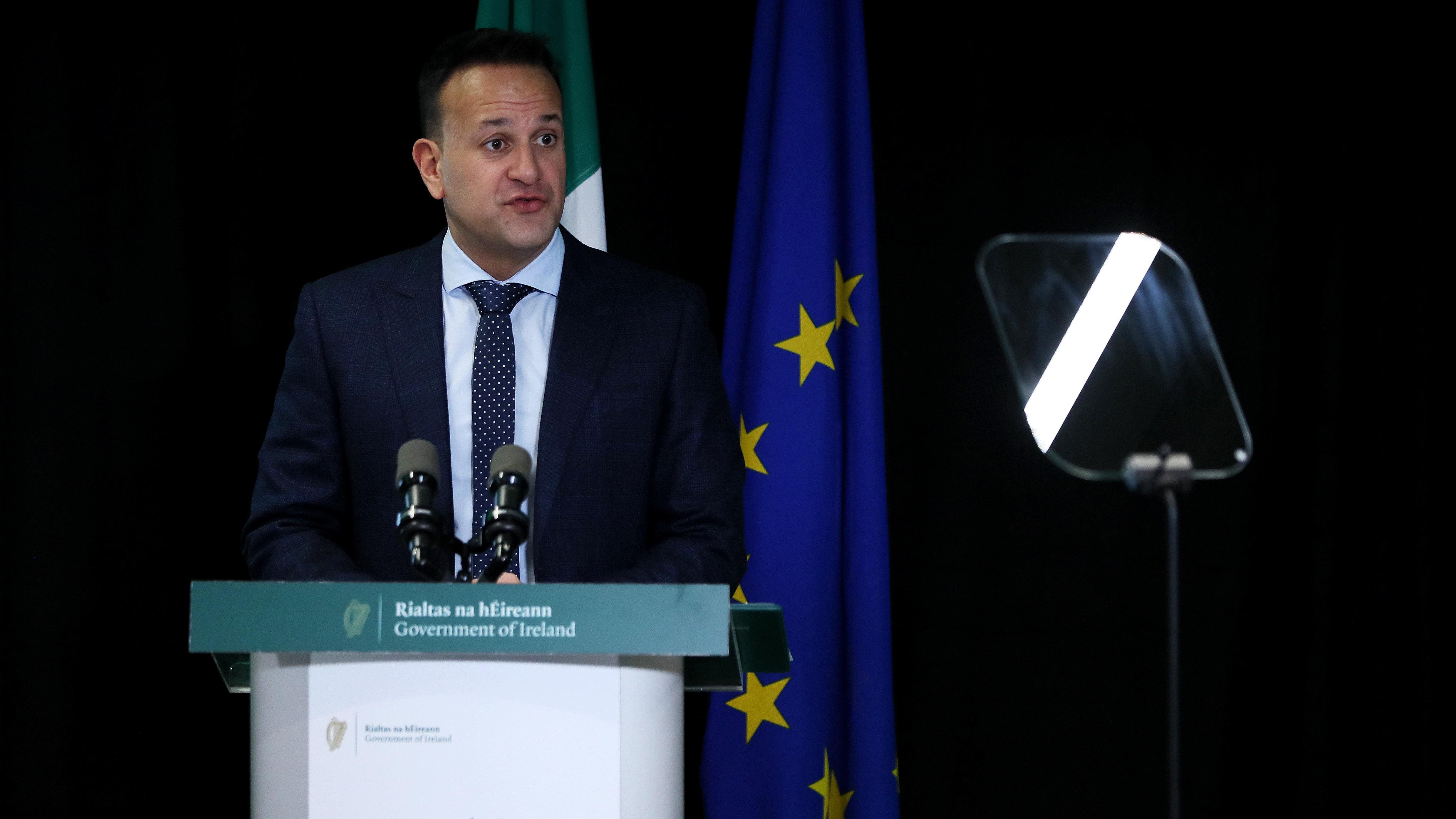 Taoiseach backs priest's anti-violence stance over Lunney attack