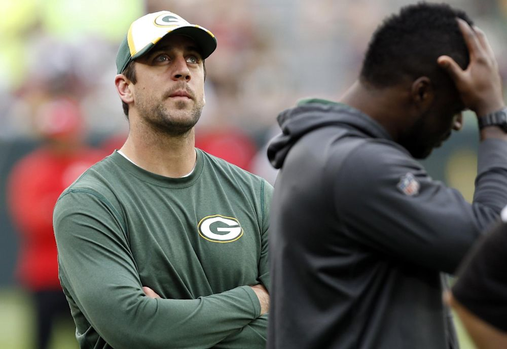 Packers eager to see full season of Lacy, Rodgers