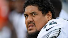 Detroit Lions' Halapoulivaati Vaitai 'pushing through some things' that have hampered play