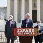 Democrats begin long-shot push to expand the Supreme Court