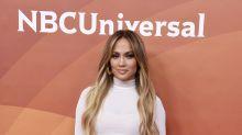 Jennifer Lopez practica para su cuarta boda