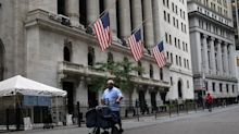 Stock market news live updates: Wall Street buckles on stimulus, jobless claims and coronavirus infections