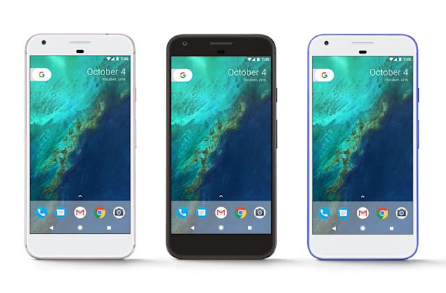 The Google Pixel vs. the competition: Ready to rumble