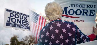 Roy Moore divides Alabama voters