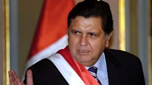 Peru's Ex-President Dies in Suicide as Police Raid His Home
