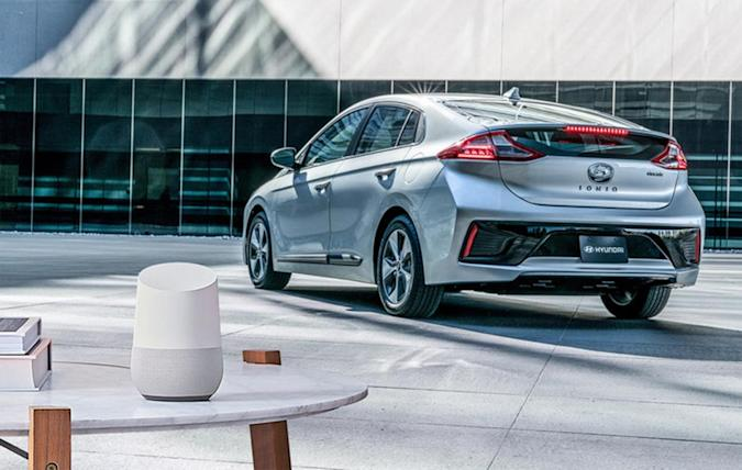 Hyundai's connected cars now work with Google Assistant
