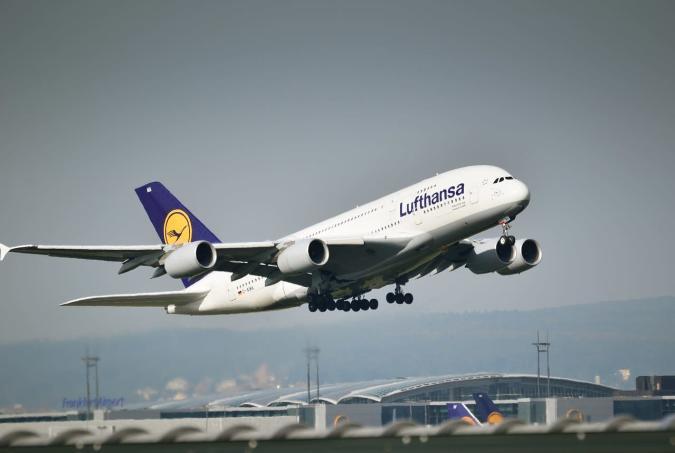El 'vuelo fantasma' de un A380 de Lufthansa con destino a Houston