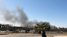 Bombardment intensifies in Tripoli despite truce