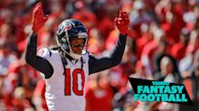 Fantasy Football Podcast: Early look at 2020 draft rankings & players on new teams