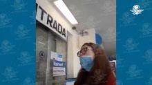 Tras video viral, Century 21 despide a Lady 3 Pesos
