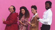 This plus-size blogger was part of 'Black Seinfeld' for Halloween