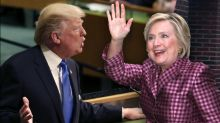 Trump fires back after Clinton calls U.N. speech 'dangerous'
