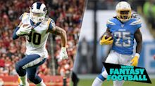 Fantasy Football Podcast: Gurley & Gordon find new homes, but where will Cam Newton land?