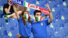 Mancini makes one change to Italy team for Switzerland game