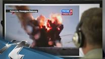Disaster & Accident Breaking News: Russian Rocket Crashes in Kazakhstan