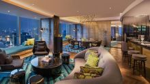 The best hotels to network and chill in... Shanghai, including rooftop Zumba and cool karaoke rooms