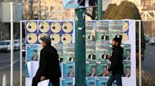 Iran Vote Likely to Shift Power as Virus Deaths Add to Glum Mood