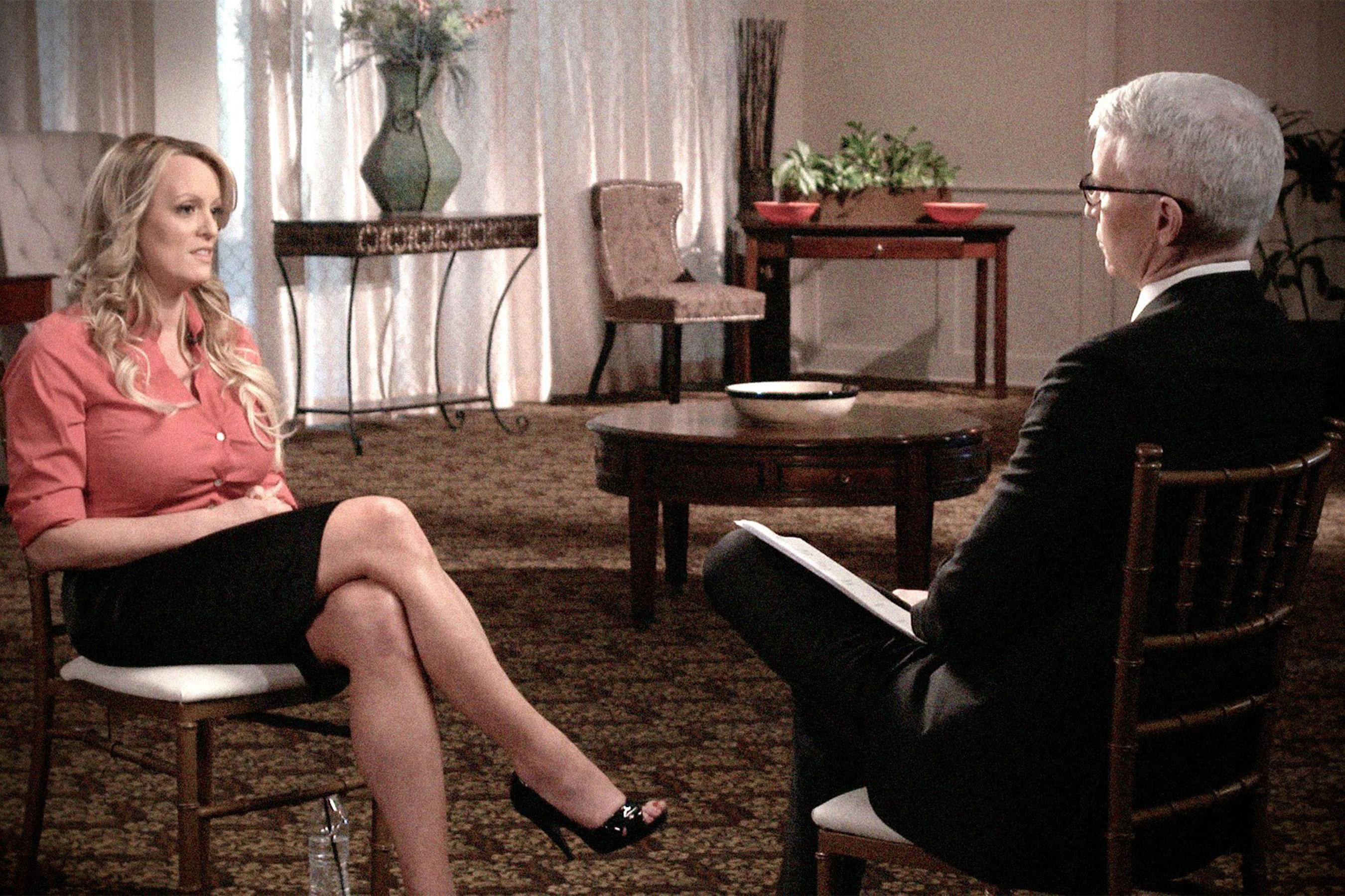 Stormy Daniels on 60 Minutes: The 6 biggest revelations